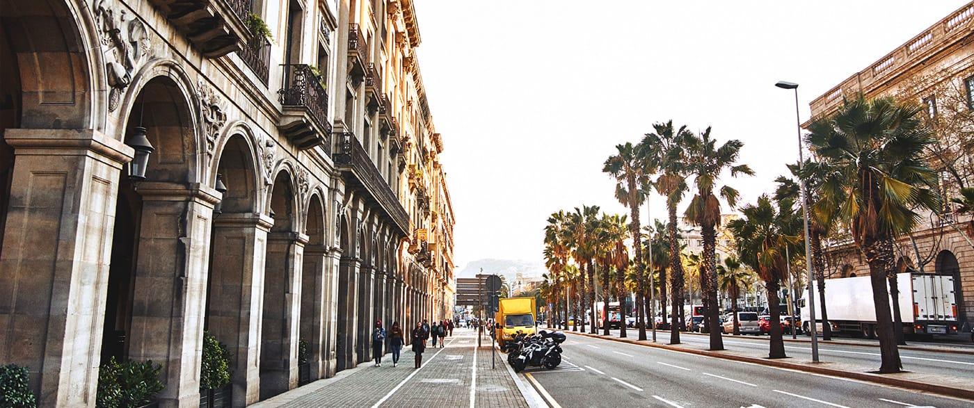 Res till Barcelona - AKI Travel